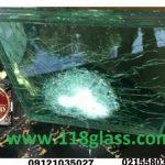 شیشه های ضد گلوله پیروزان