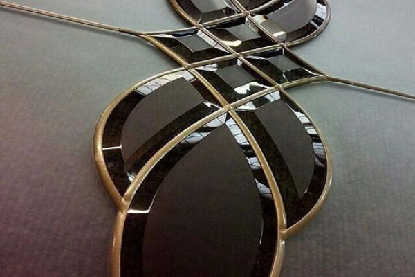 شیشه دکوراتیو