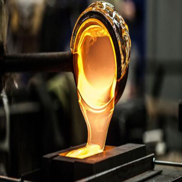 مراحل ساخت شیشه دست ساز