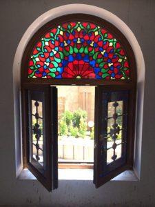 پنجره ارسی؛ نسل جدید پنجره های UPVC به سبک معماری ایرانی اسلامی