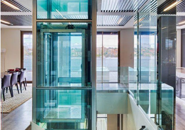 انواع آسانسور شیشه ای ؛ سفارش آسانسور شیشه ای