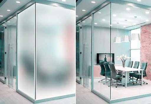 انواع شیشه هوشمند و کاربرد آن سفارش شیشه هوشمند