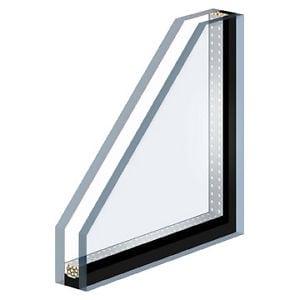 تشخیص وجود گاز آرگون در شیشه دوجداره پنجره UPVC