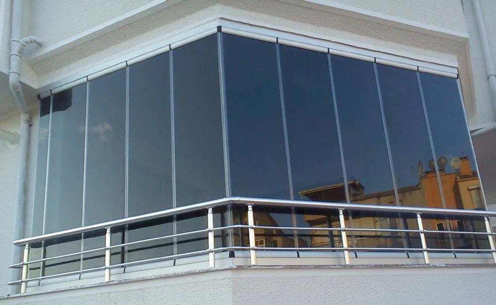 سفارش انواع یراق آلات شیشه بالکن