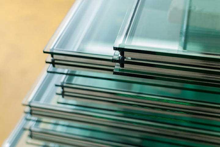 انواع شیشه دوجداره در ساختمان