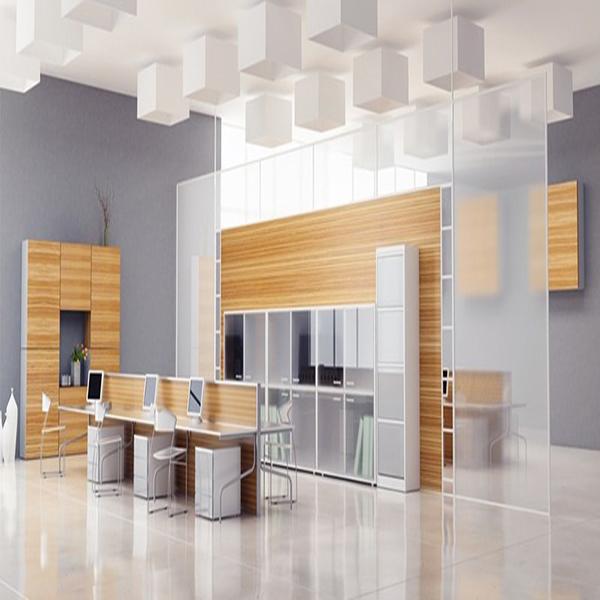 پارتیشن شیشه و چوب ، فضایی فوق العاده چشم نواز و خاص