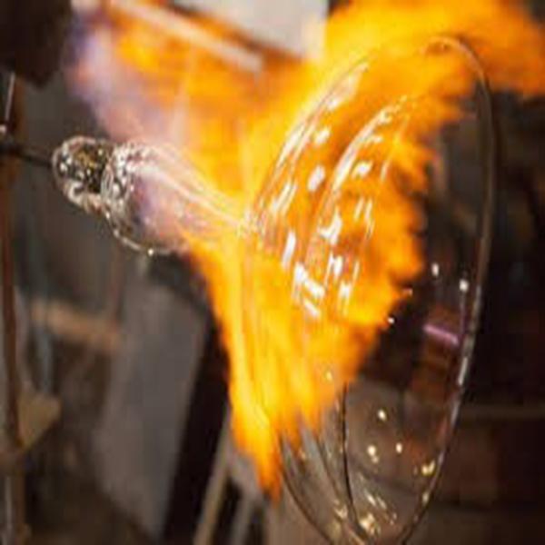 خمیر شیشه و قالبگیری با موم