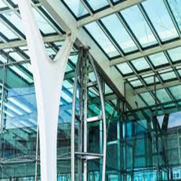معرفی انواع سازه ها و نماهای شیشه ای