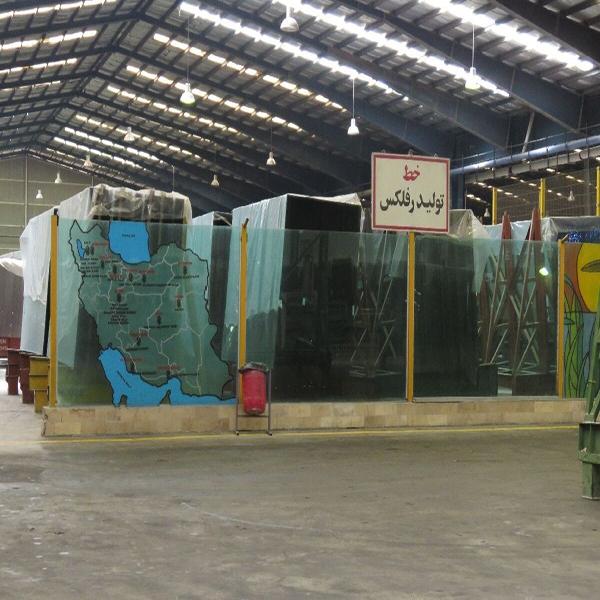 صادرات ۶۲۰ میلیون دلاری شیشه از آذربایجانشرقی