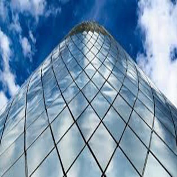استفاده درست از شیشه در نمای ساختمان ها