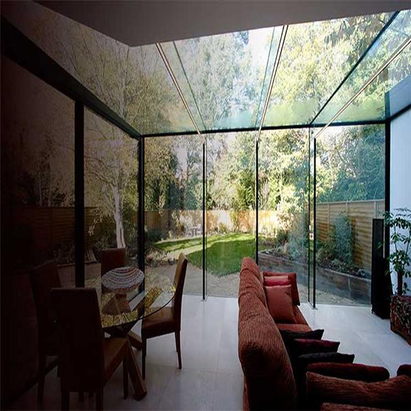اتاقک های شیشه ای و کاربرد آن ها