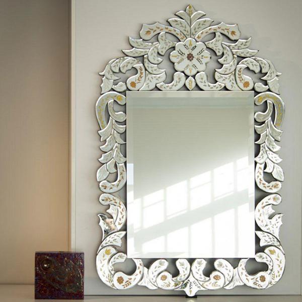 معرفی کامل آینه ونیزی و کاربرد آن در طراحی ساختمان