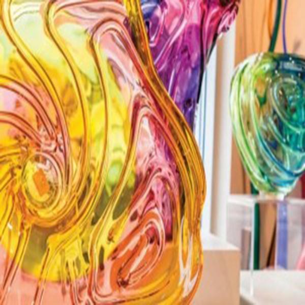 نقش گازهای سوختنی در هنر شیشهسازی