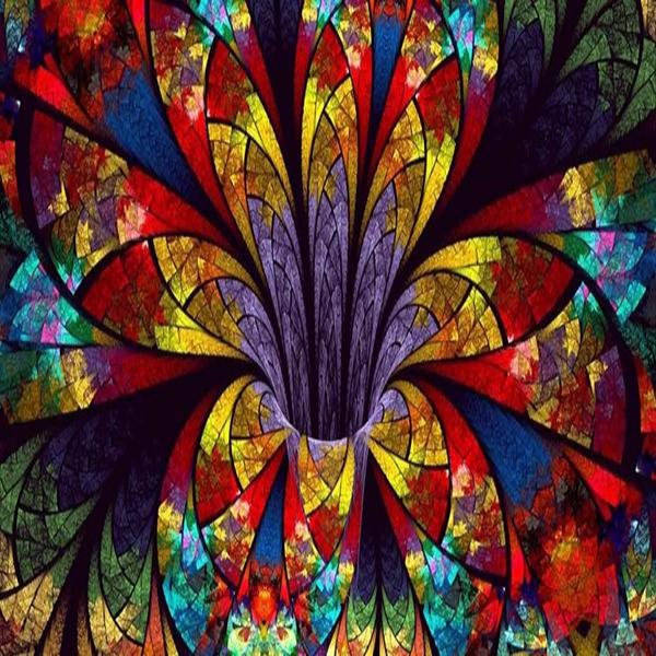 هنرهای مرتبط با شیشه ی دست ساز