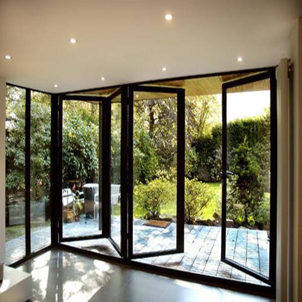 معماری ساختمان های مدرن با شیشه سکوریت