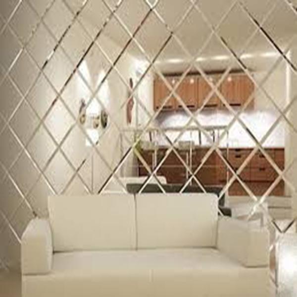 نحوه تولید آینه ابزار خورده در صنایع شیشه و آینه