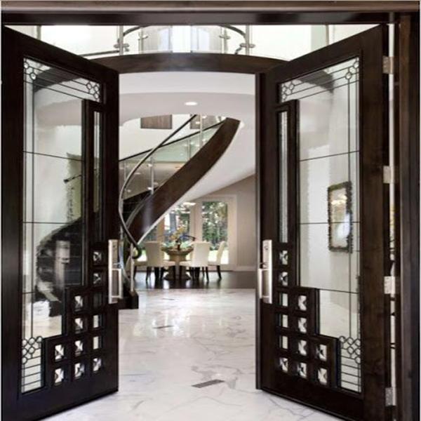 نکات لازم در انتخاب شیشه درب لابی و ورودی ساختمان