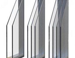 در شیشه های دوجداره از چه نوع شیشه هایی استفاده می شود؟