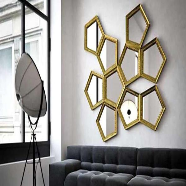 چند کاربرد جالب آینه در دکوراسیون منزل