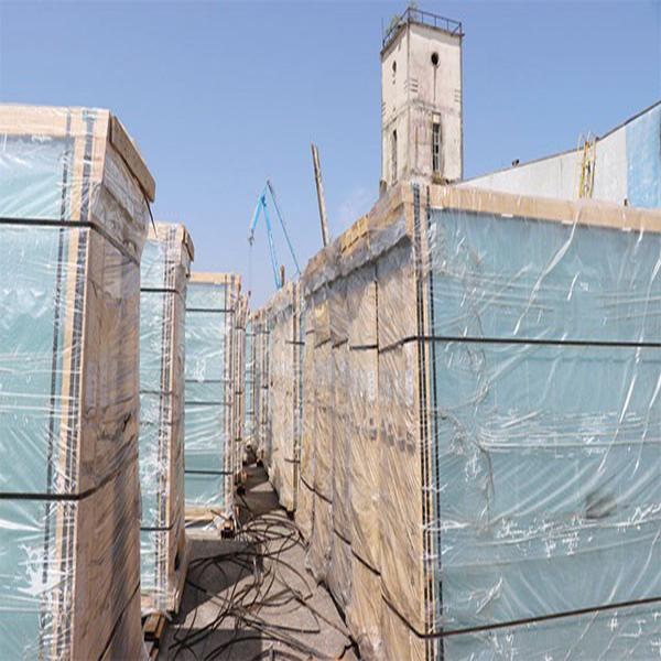 چرا صادرات شیشه به عراق افزایش یافته اشت؟