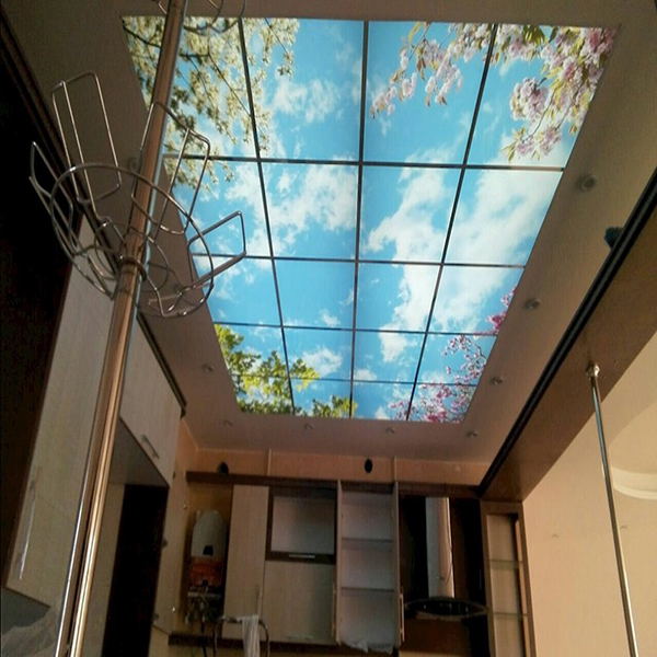 معرفی سقف شیشه ای و کاربرد آن