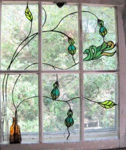انواع شیشه و تزئینات آنها