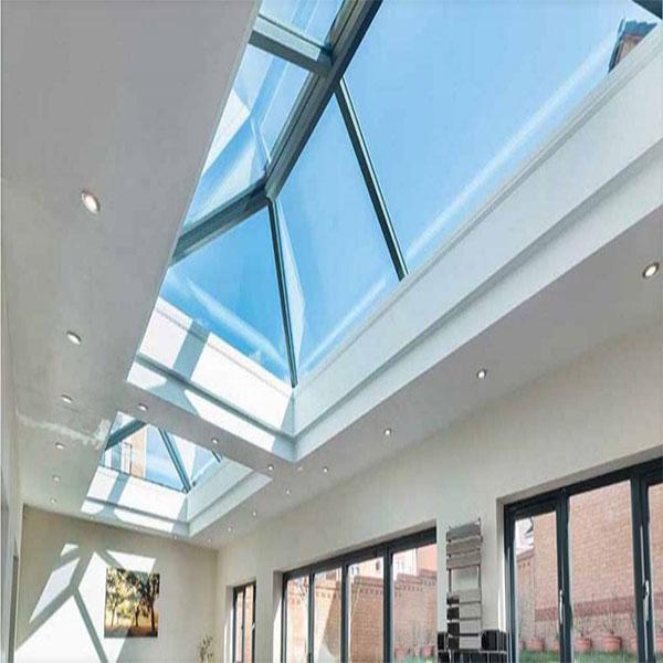 مزایای سقف شیشه ای ؛ سفارش سقف شیشه ای