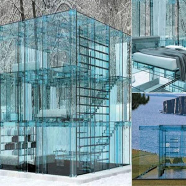 معرفی انواع پیکربندی سازه های شیشه ای